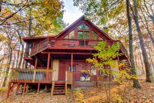 Skyfall Lodge - Jasper Vacation Rental - Photo 1