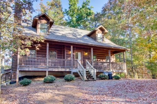 Star Seasons Retreat - Ellijay, GA Vacation Rental