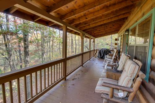 Tree Song - Ellijay, GA Vacation Rental