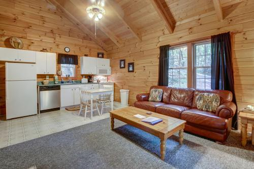 Autumn View Cabin -  Vacation Rental - Photo 1
