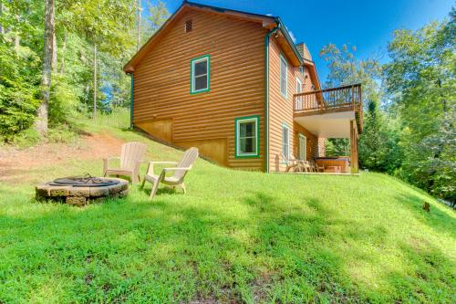 Bears Cove - Sautee Nacoochee, GA Vacation Rental