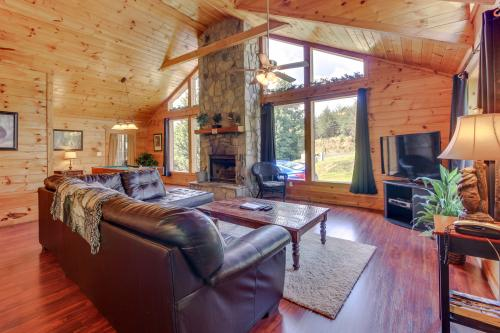 Dancing Bear Cabin -  Vacation Rental - Photo 1