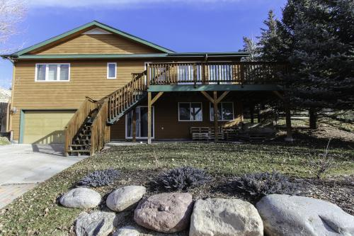 The Eagle's Nest - Eagle Vacation Rental