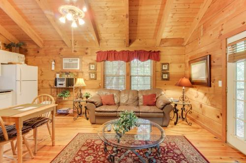 Forest Haven Cabin -  Vacation Rental - Photo 1