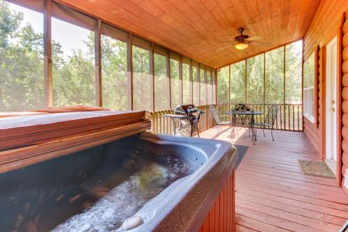 Grandview Cabin -  Vacation Rental - Photo 1