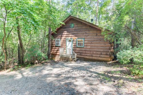 Hidden Wolf Cabin -  Vacation Rental - Photo 1