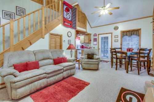 Lorins Way Cabin - Sautee Nacoochee, GA Vacation Rental