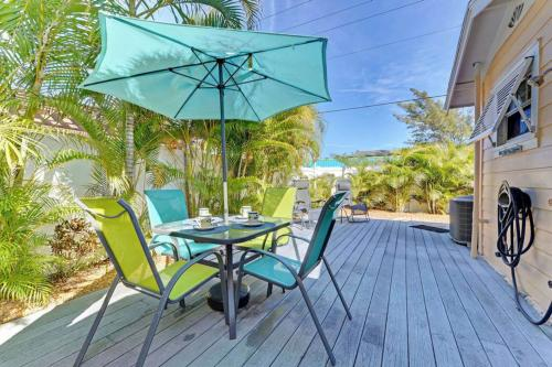 The Seashell Cottage - Anna Maria, FL Vacation Rental