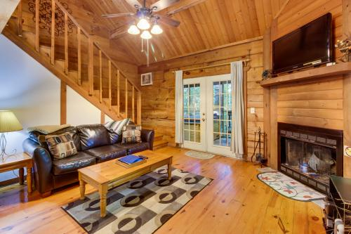 Singing Pines Cabin -  Vacation Rental - Photo 1