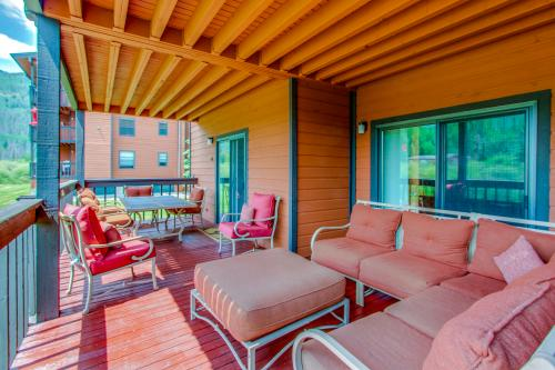 Mountain Side Condo - Frisco, CO Vacation Rental