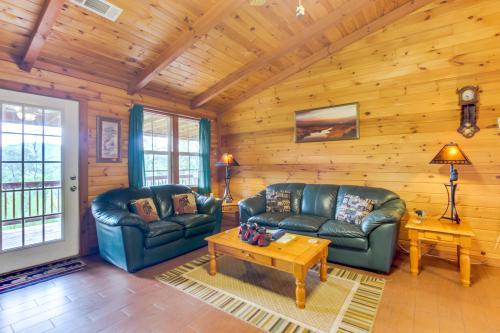 Skycrest Cabin - Sautee Nacoochee, GA Vacation Rental