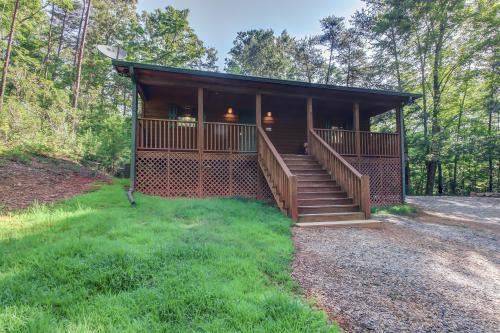 Timber Top Cabin - Sautee Nacoochee, GA Vacation Rental