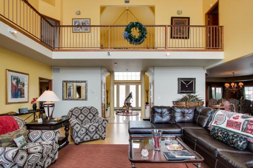 The Timberwolf on Cotton Ranch - Gypsum Vacation Rental