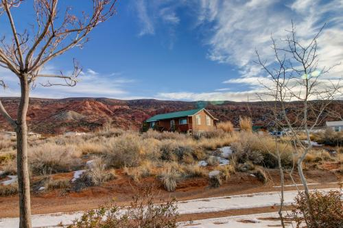 Bobcat - Main House  - Moab, UT Vacation Rental
