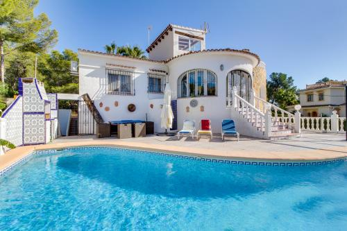 Villa Fanadix -  Vacation Rental - Photo 1