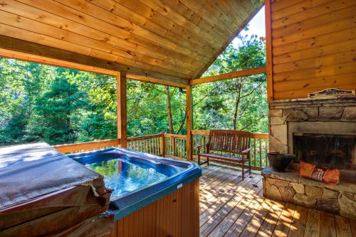 Natural High Cabin - Sautee Nacoochee, GA Vacation Rental