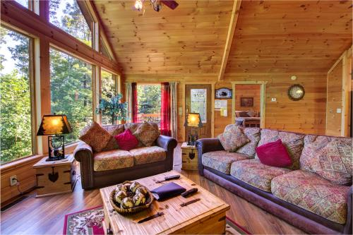 Natural High Cabin -  Vacation Rental - Photo 1