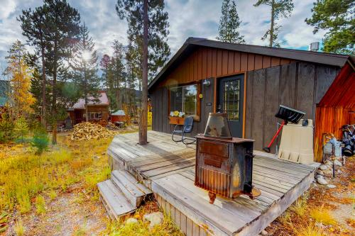 Endearing Cabin - Frisco, CO Vacation Rental