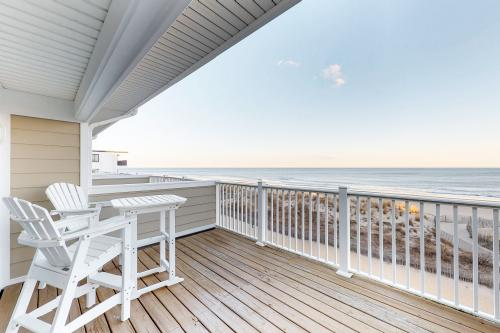 Spacious Beachfront Home - Ocean City, MD Vacation Rental