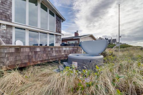 Surftide Cottage - Rockaway Beach, OR Vacation Rental