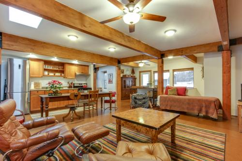 Larch Street Loft  - Sandpoint, ID Vacation Rental