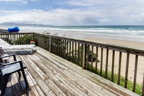 Oceanfront Cottage - Oceanside, OR Vacation Rental
