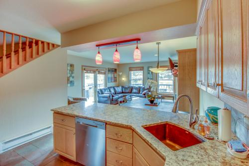 North Ridge - Townhome #4 - Breckenridge, CO Vacation Rental