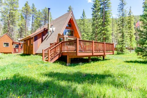 Blue River Cabin in the Woods  - Blue River, CO Vacation Rental