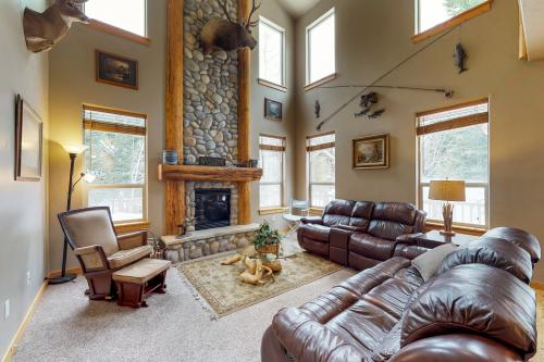 Northern Moose Lodge - McCall, ID Vacation Rental