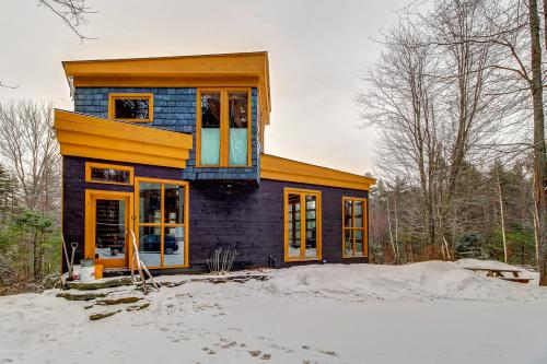 The Architect's Cabin  -  Vacation Rental - Photo 1