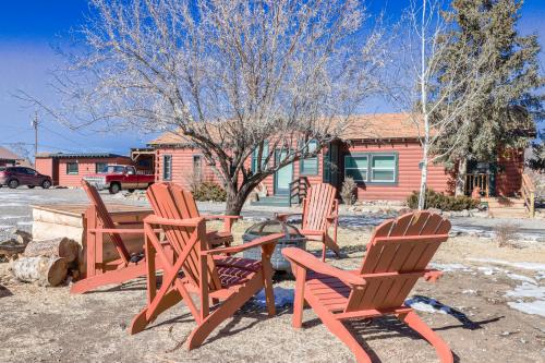 Lodge Cabin 6 -  Vacation Rental - Photo 1