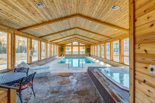 Timberbrook #114B - The Snow Nest - Brian Head, UT Vacation Rental