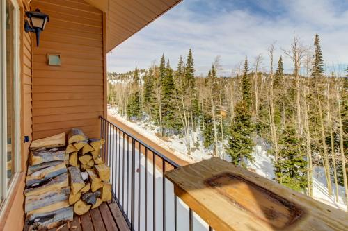 Timberbrook #B310 - Cabin in a Condo - Brian Head, UT Vacation Rental