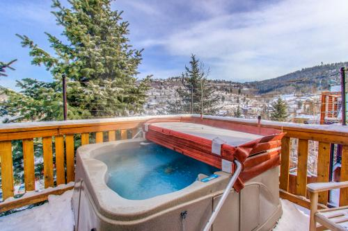Brookridge House in Old Town Park City - South Chalet - Park City Vacation Rental