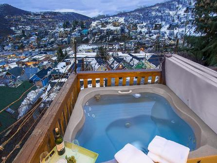 Brookridge House in Old Town Park City - North Chalet - Park City Vacation Rental
