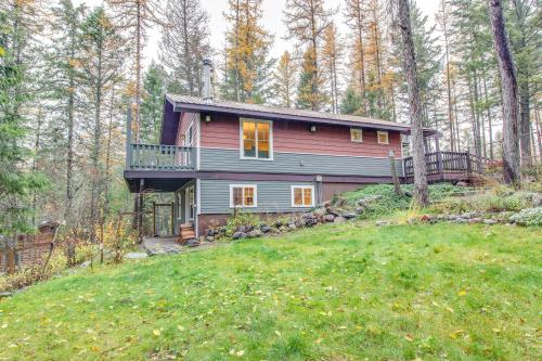 Many Lakes Cottage - Kalispell, MT Vacation Rental