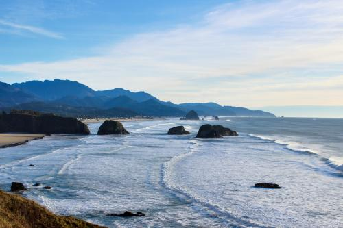 Beaches: Pirates Cove Cabana 8 - Cannon Beach Vacation Rental