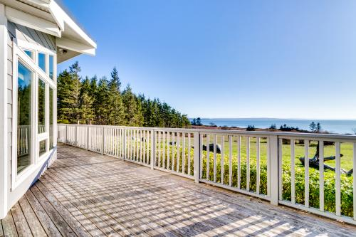 Marrowstone Island Beach Home -  Vacation Rental - Photo 1