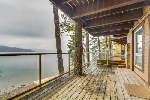 Bay Point Lakefront 3A - Whitefish, MT Vacation Rental