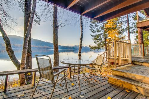 Bay Point Lakefront 4A Down - Whitefish, MT Vacation Rental