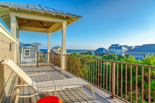 Where The Sidewalk Ends - Inlet Beach, FL Vacation Rental