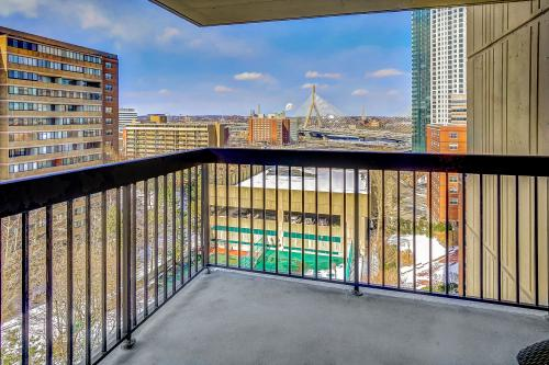 Zakim Bridge View - Boston, MA Vacation Rental