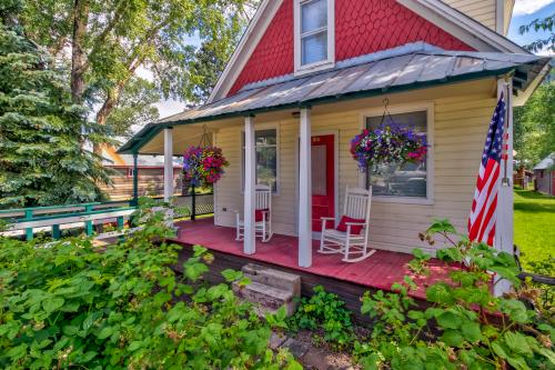The Porch House - Crested Butte, CO Vacation Rental