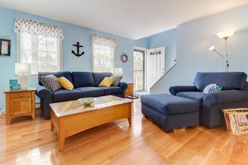 Cape on Forest  -  Vacation Rental - Photo 1