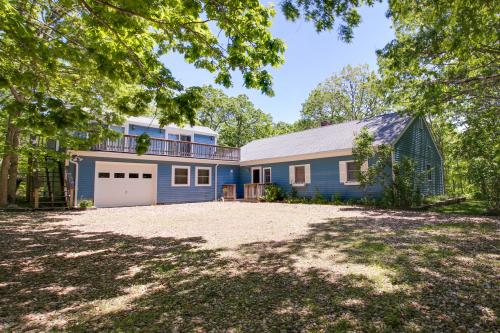Colonial Blue on Whalers Walk - Edgartown, MA Vacation Rental