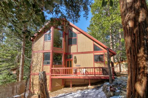 Strawberry Creek Cabin -  Vacation Rental - Photo 1
