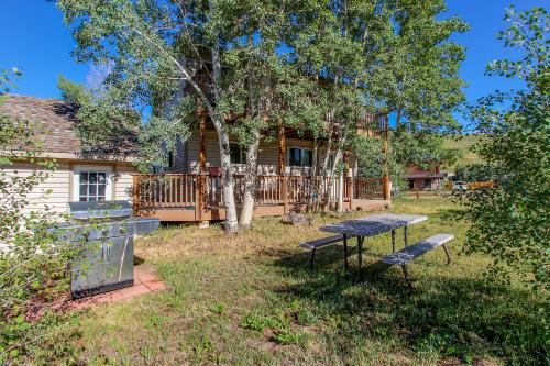 Canyon Trail Cabin  -  Vacation Rental - Photo 1