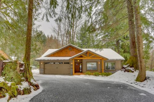 Moose Meadow - Welches, OR Vacation Rental