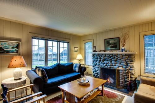 Salt Water Cottage - Gearhart, OR Vacation Rental