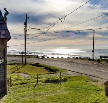 Ocean View Cottage - Yachats Vacation Rental